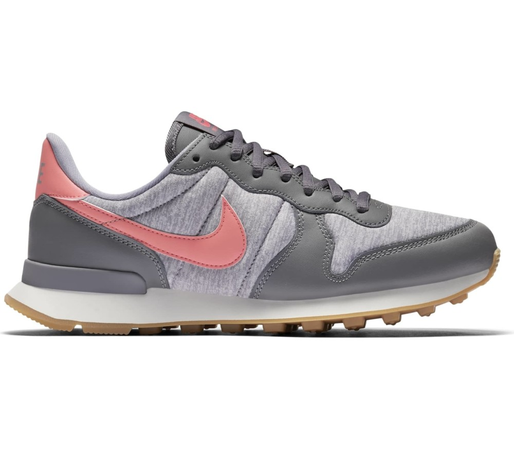 sale retailer 52443 8799f Nike - Internationalist womens sneaker (dark greypurple)
