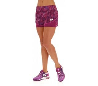 Top Ten Prt Dames Tennisshorts
