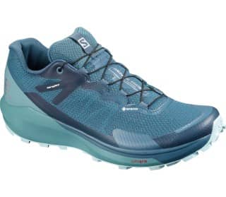 Salomon Sense Ride 3 GORE-TEX Women Trailrunning Shoes