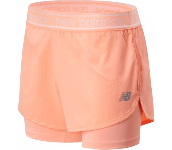 NEW BALANCE WS01177 Damen Shorts - 1