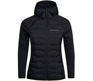 Peak Performance Argon Hybrid Women Hybrid Jacket