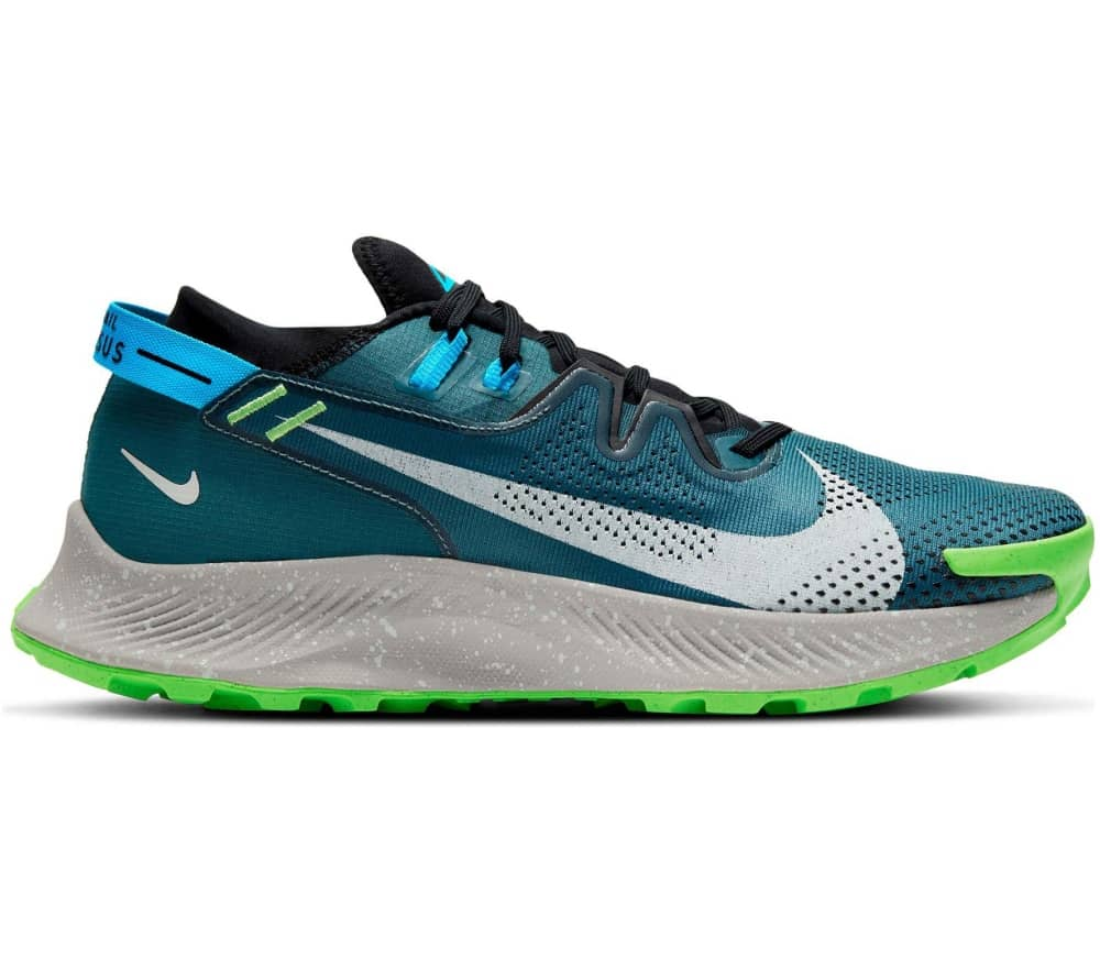 NIKE Air Zoom Pegasus Trail 2 GORE-TEX Men Running Shoes (green blue grey) 129,90 €