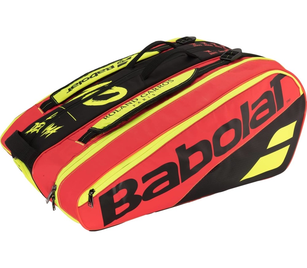 Babolat - RHX12 Pure Decima tennis bag (red/yellow)