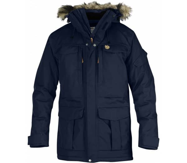 FJÄLLRÄVEN Yupik Men Winter Jacket - 1