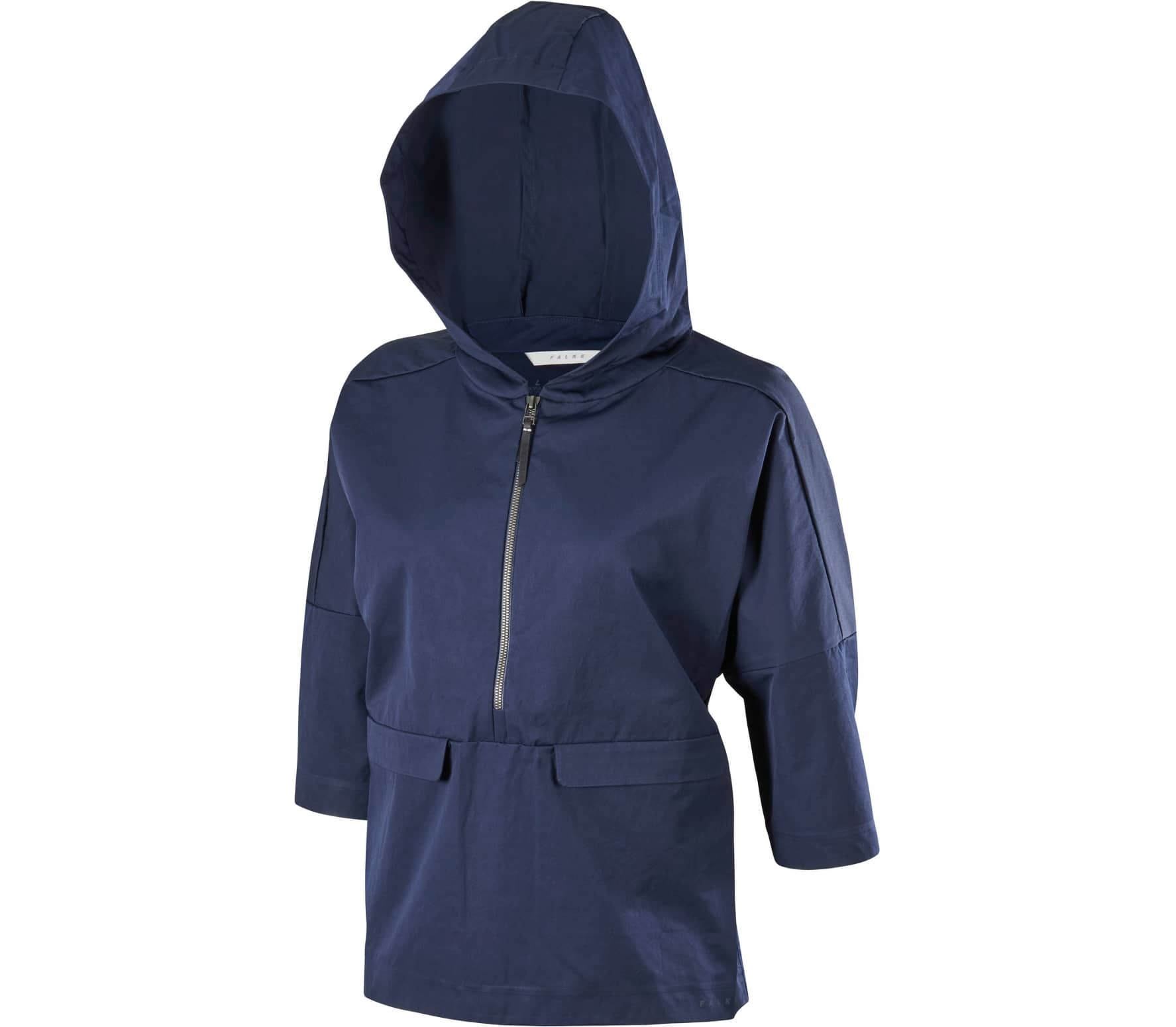 Falke - windbreaker women's running jacket (dark blue) - S thumbnail