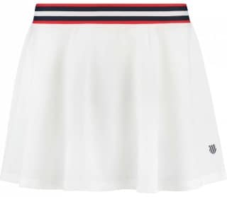 K-Swiss Heritage Sport Pleated Women Tennis Skirt