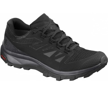 Salomon Outline GoreTex Dames zwart