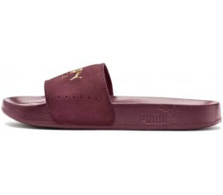 Leadcat Suede Dames Slides