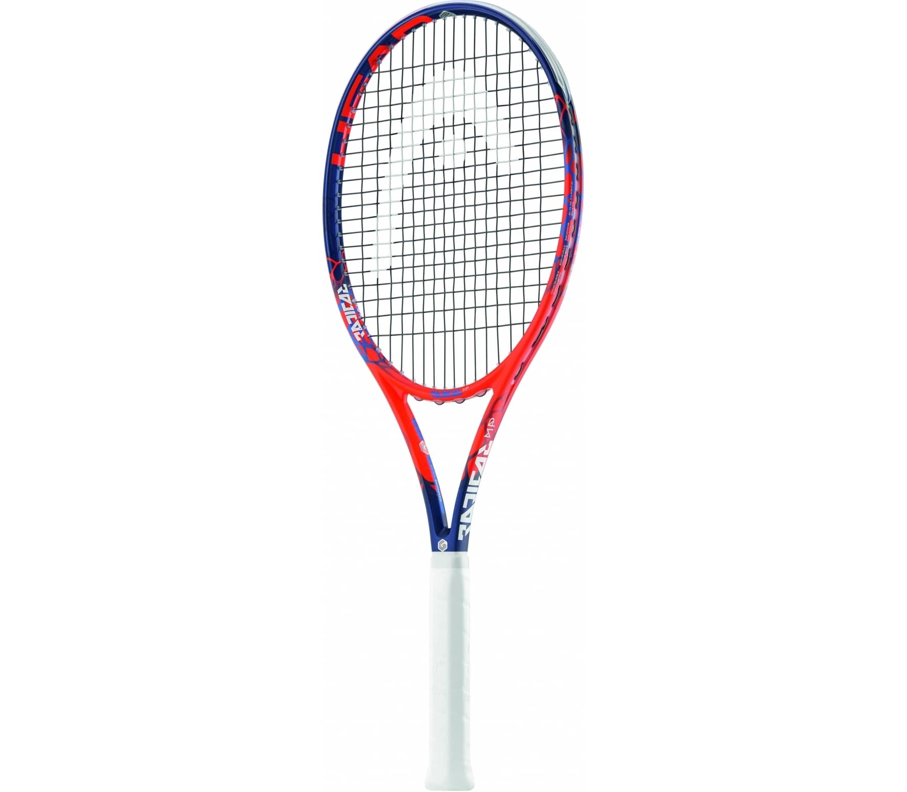 Head - Graphene Touch Radical Mp Tennisschläger (orange/dunkelblau)