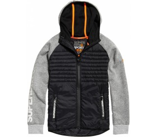 Gym Tech Hybrid Ziphood Uomo