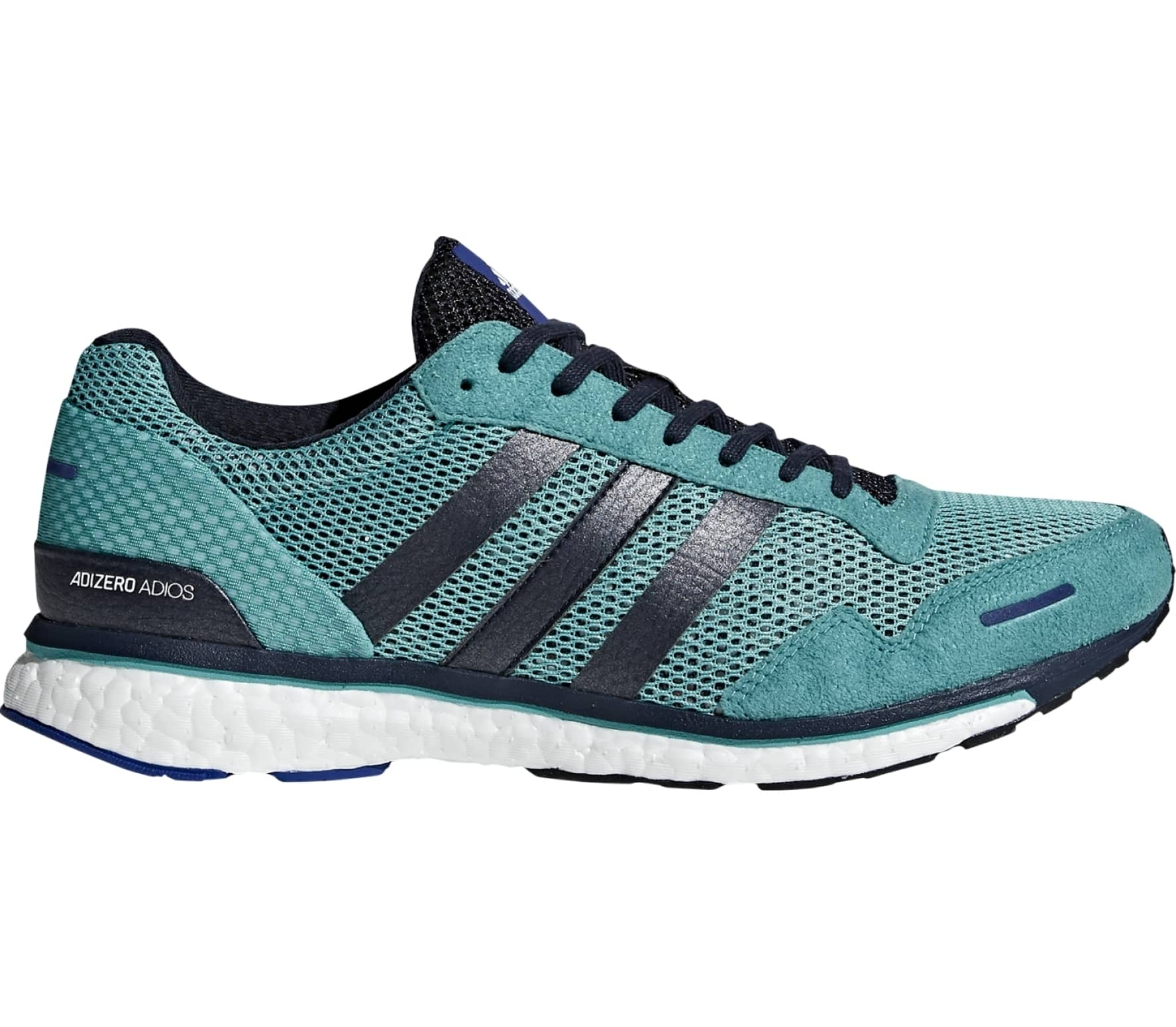 11d58947b382 Adidas - adizero adios 3 men s running shoes (turquoise black) - buy ...