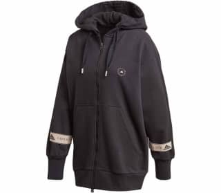Full Zip Dames Capuchontrui