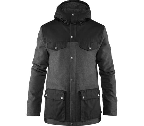 FJÄLLRÄVEN Greenland Re-wool Men Winter Jacket - 1