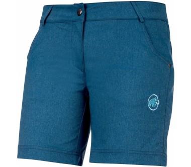 Mammut - Massone women's functional shorts (dark blue)