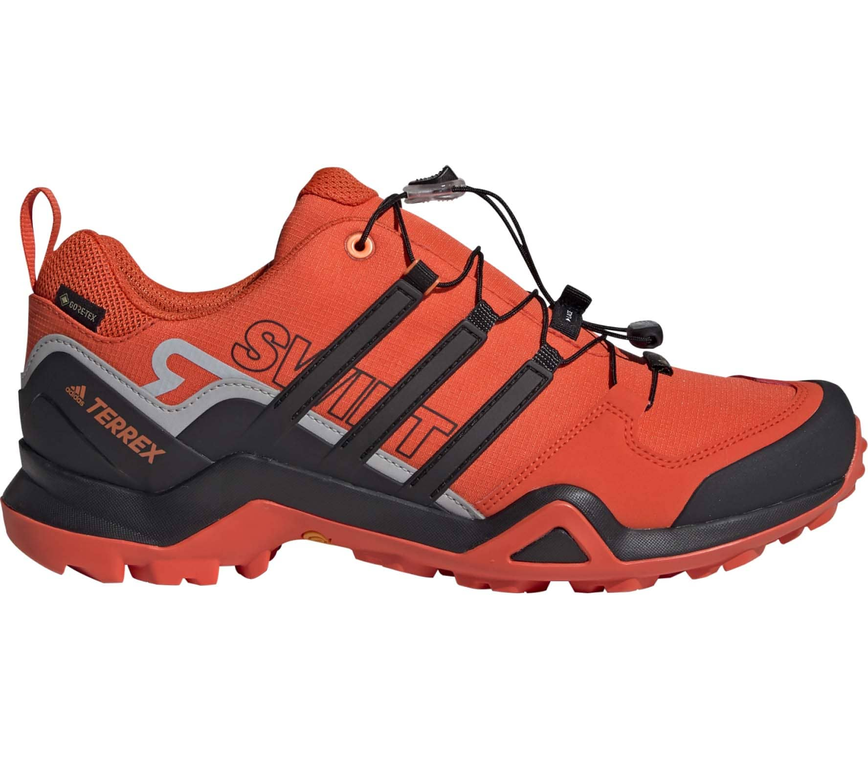 sale retailer 7de93 d9110 adidas Performance - Swift R2 Gore-Tex men s hiking shoes (red black)