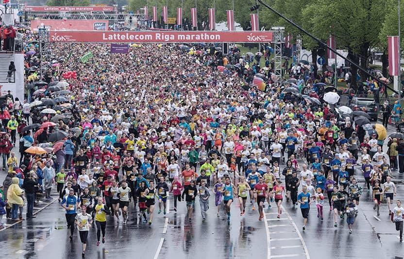 Die Top 10 der City-Marathons weltweit - 4