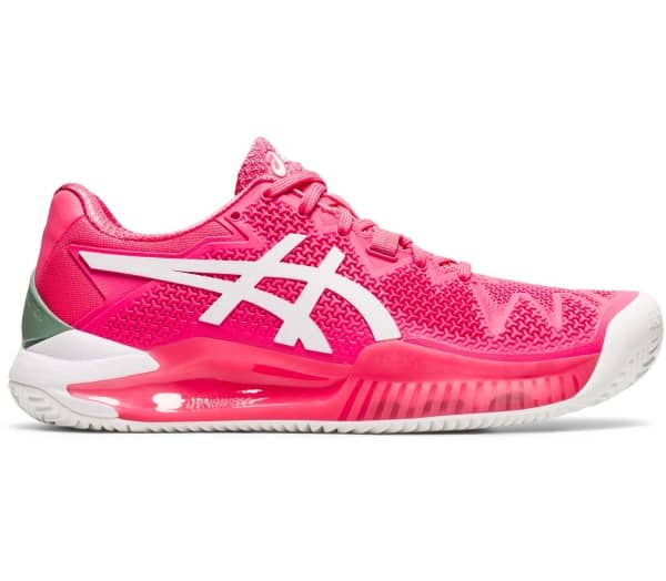ASICS GEL-Resolution 8 Clay Women Tennis-Shoe - 1