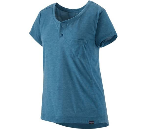 PATAGONIA Capilene Cool Trail Henley Women Cycling-Jersey - 1