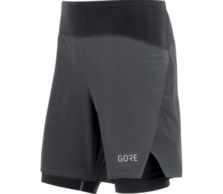 GORE® Wear R7 2in1 Heren Hardloopshorts