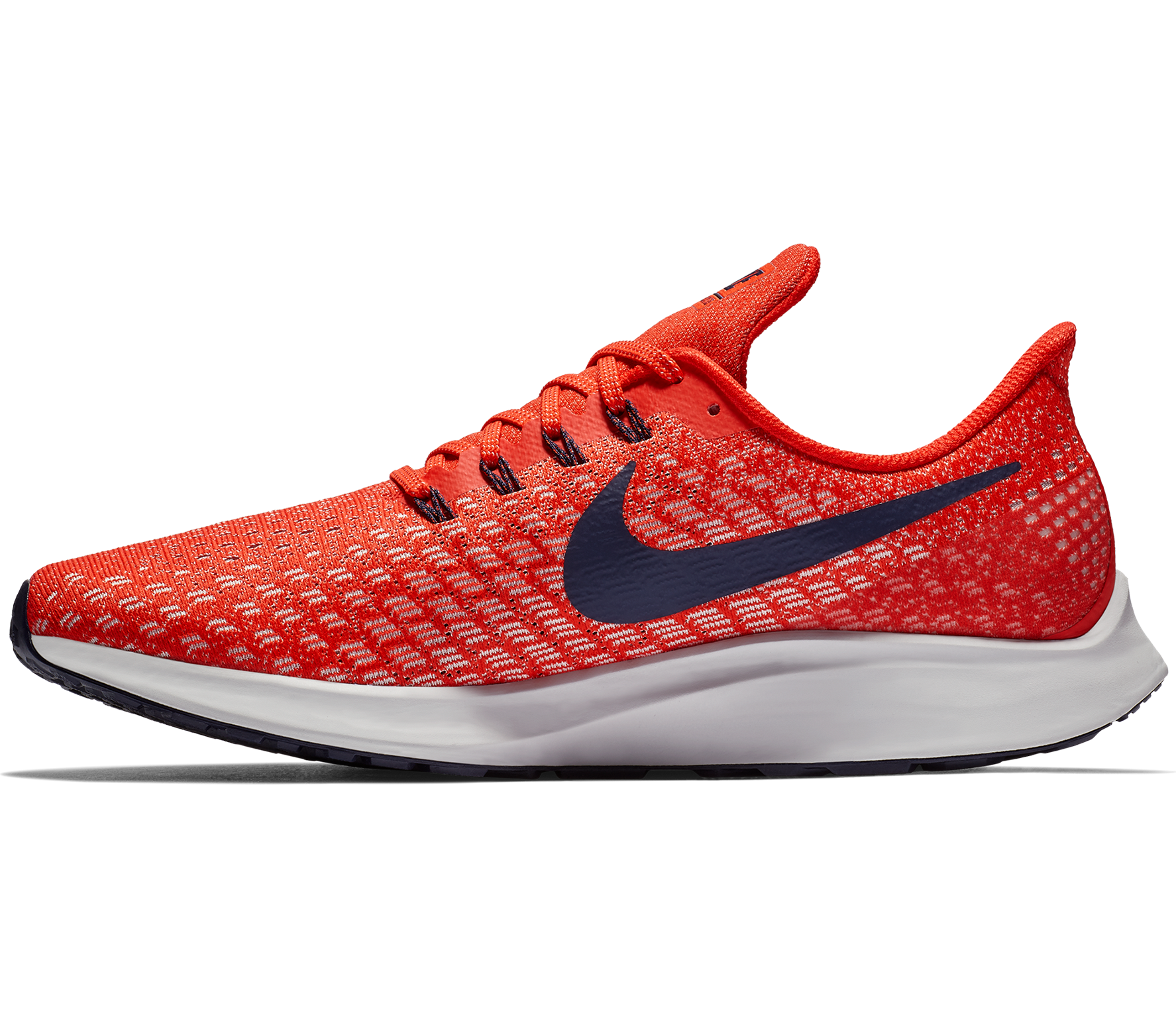 nike air zoom pegasus 35 herren laufschuh rot im. Black Bedroom Furniture Sets. Home Design Ideas