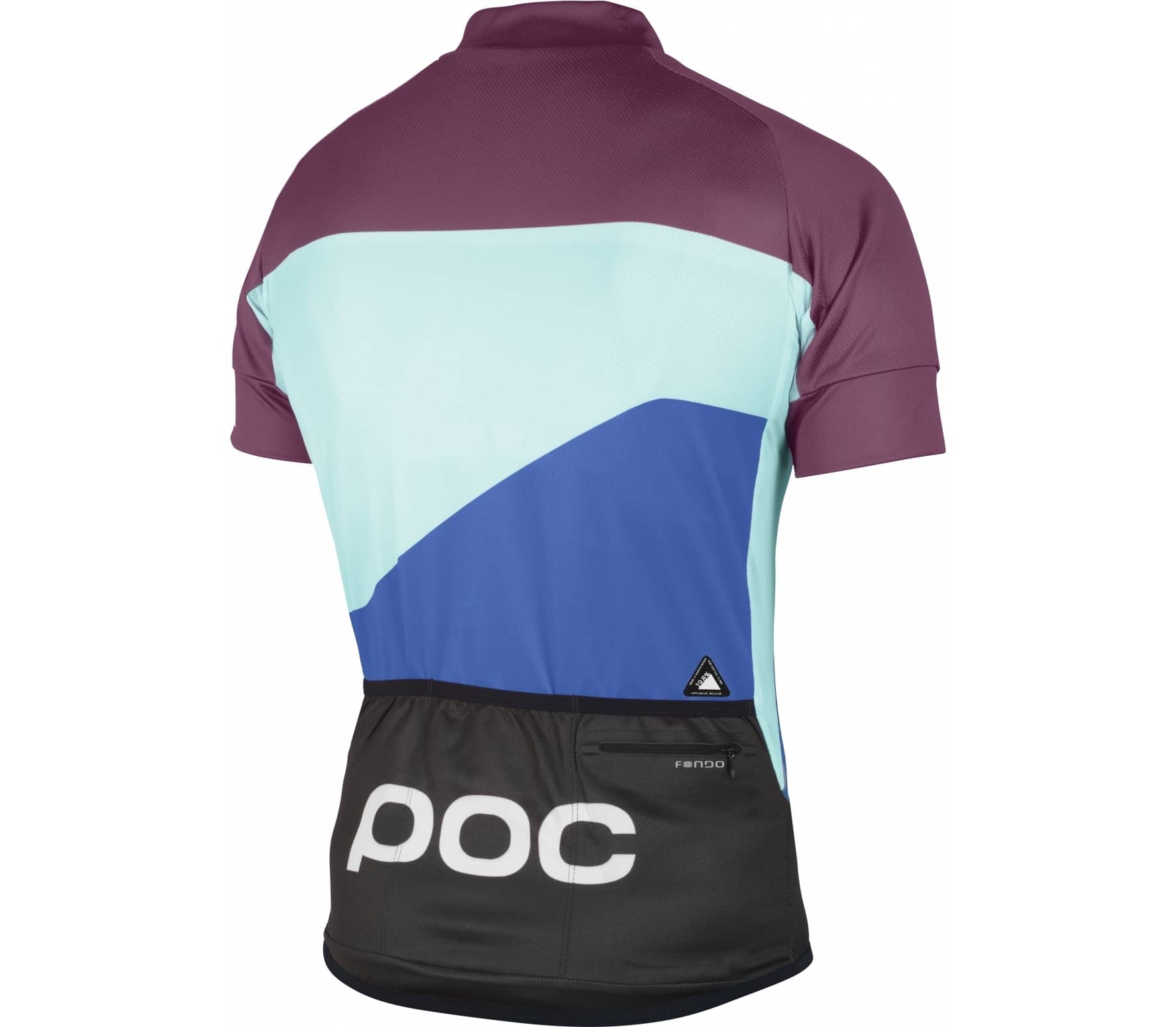 23c93dbe5 POC - Fondo Gradient Classic Jersey men s Bike jersey (blue dark red ...
