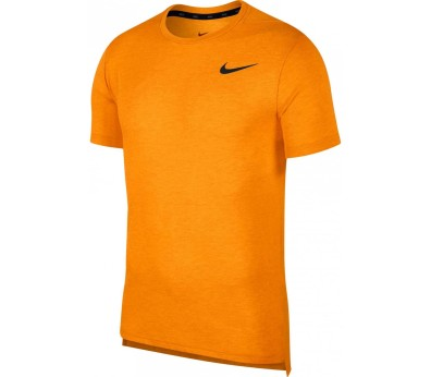 Nike - Dri-FIT Breathe men's training top (orange)