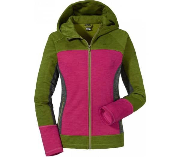 SCHÖFFEL Fleece Hoody Trentino L Women Fleece Jacket - 1
