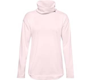 Under Armour Fleece Funnel Neck Femmes Veste training