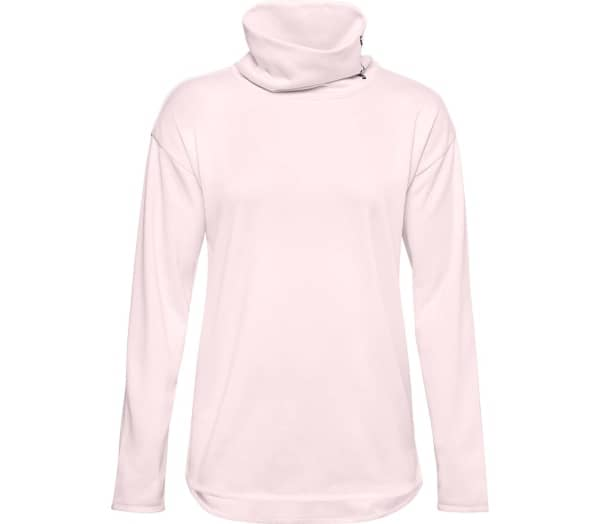 UNDER ARMOUR Fleece Funnel Neck Mujer Chaqueta de entrenamiento - 1