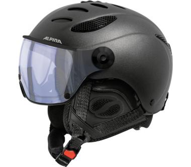 Alpina - Jump JV VHM ski Helmet (grå)