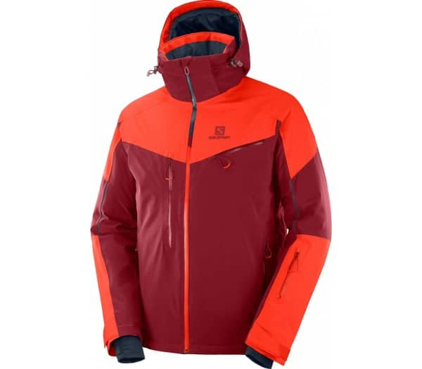SALOMON Icespeed Men Ski Jacket - 1