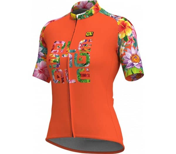 ALÉ Lab Flowers Women Cycling Jersey - 1