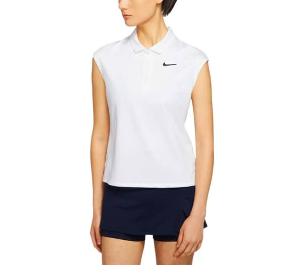 NIKE Victory Women Tennis Polo Shirt - 1