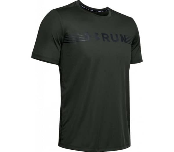 UNDER ARMOUR Run Warped Hommes Haut running - 1