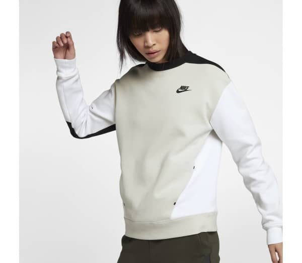 NIKE Tech Fleece Crew Dames Sweatshirt - 1