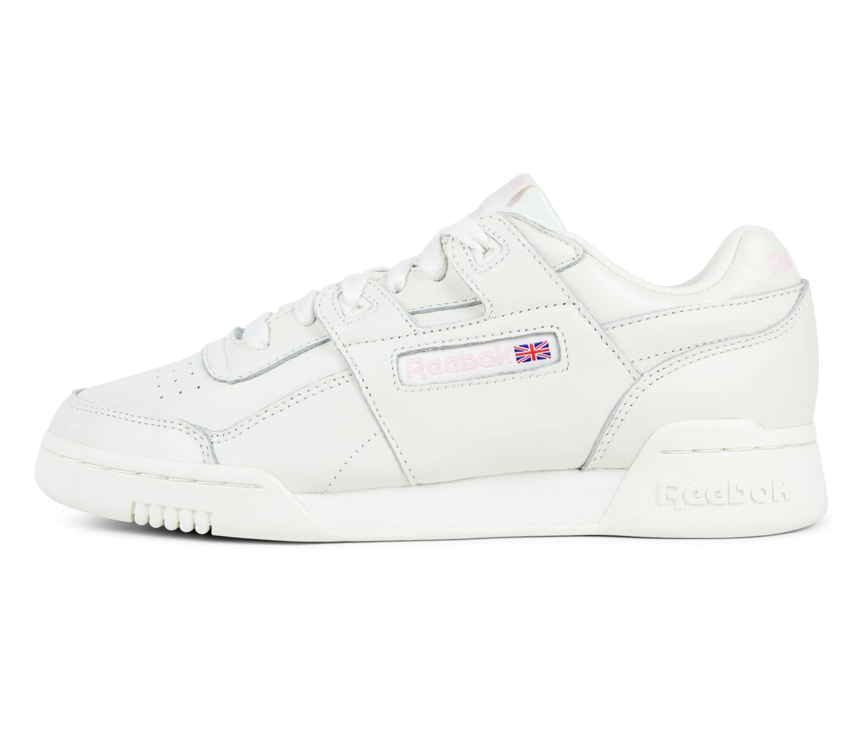 6bbcc7a3c3b1c Reebok WORKOUT LO PLUS women s trainers (white) online kaufen