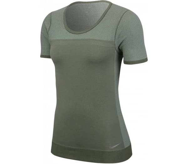 NIKE Infinite Damen Trainingsshirt - 1