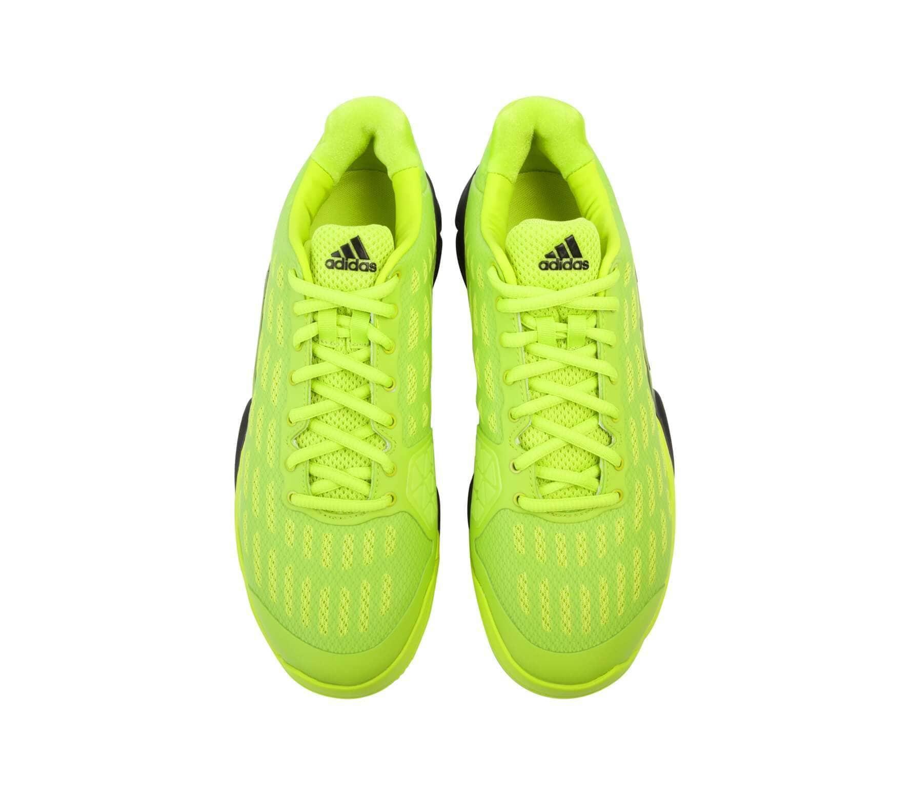 Adidas Barricade 2016 Boost Heren Tennis schoen (kalkzwart)