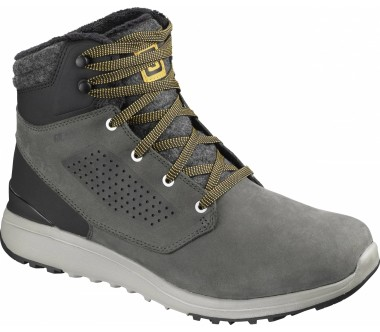 Salomon - Utility Winter Cs Wp Herren Winterschuh (grau/gelb)