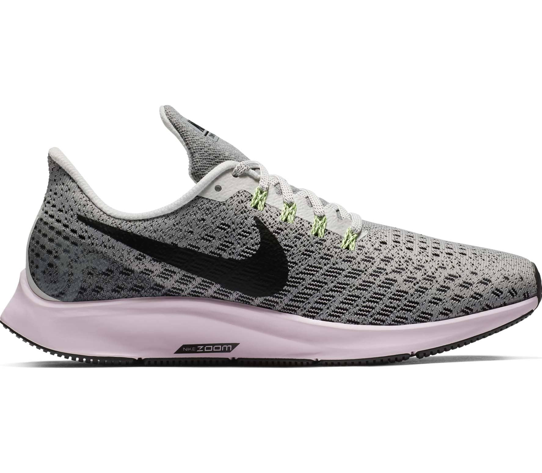 best cheap 96e36 a71eb Nike - Air Zoom Pegasus 35 womens running shoes (greypink)