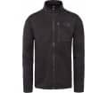 The North Face CYNLNDS FULL ZIP Uomo Giacca in pile nero