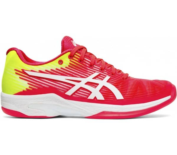ASICS SOLUTION SPEED FF INDOOR Dames Tennisschoenen - 1