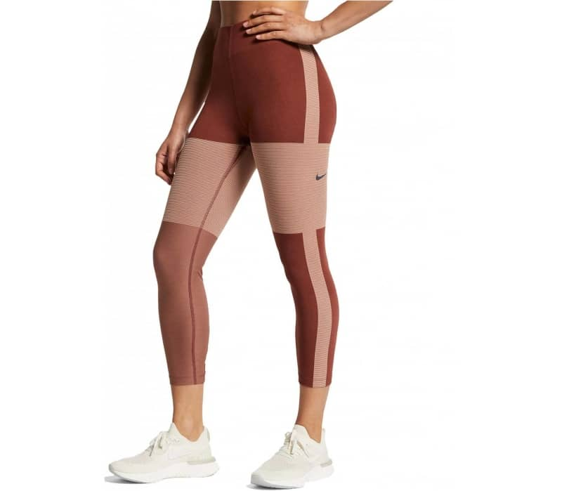 Tech Pack Crop Dames Tights