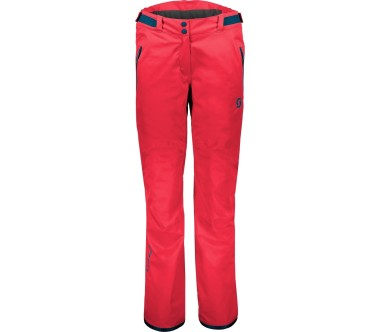 Scott Pant Ultimate Dryo 10 Dames rood