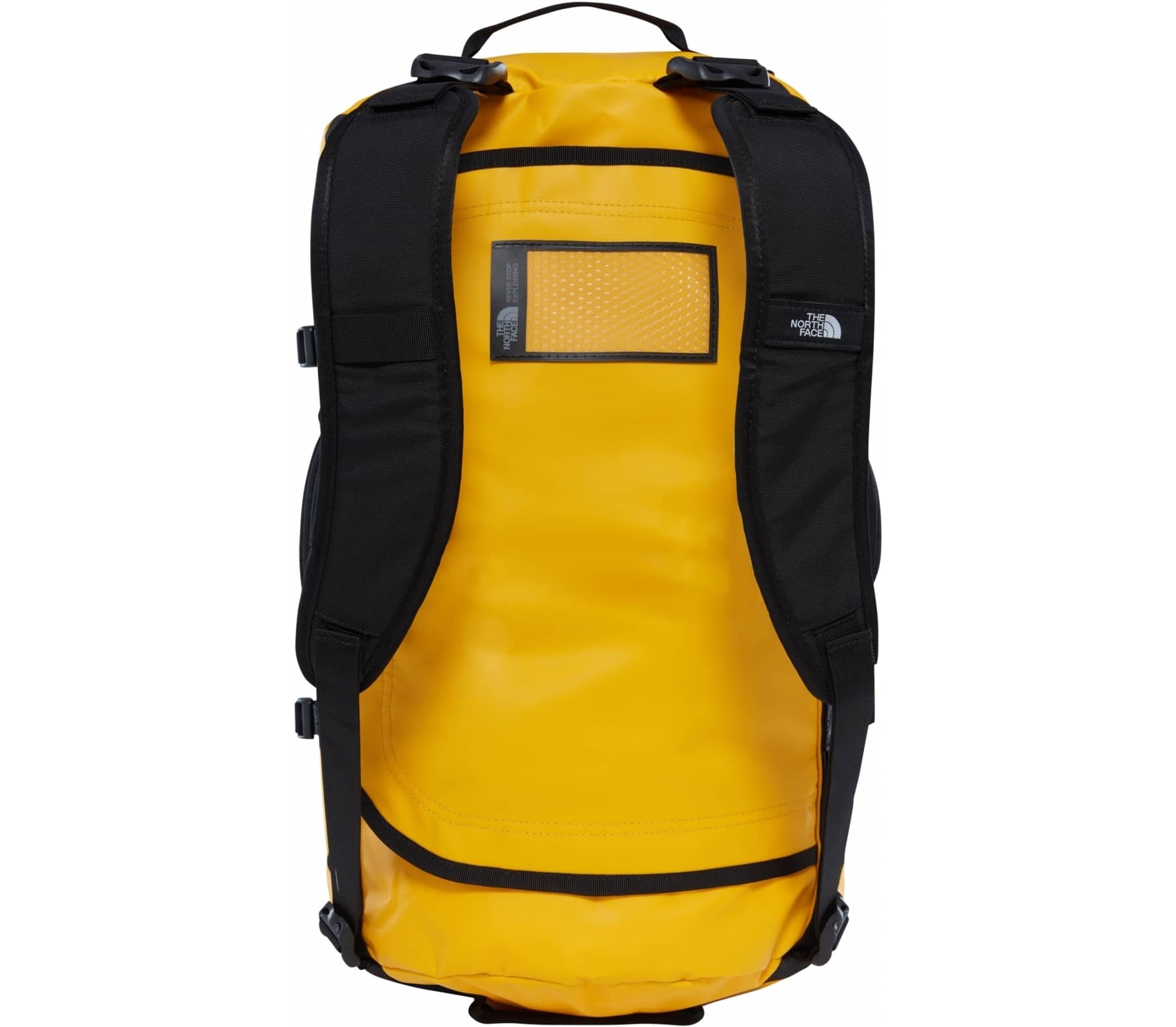 c170ab97b The North Face Base Camp Duffel S Unisex yellow