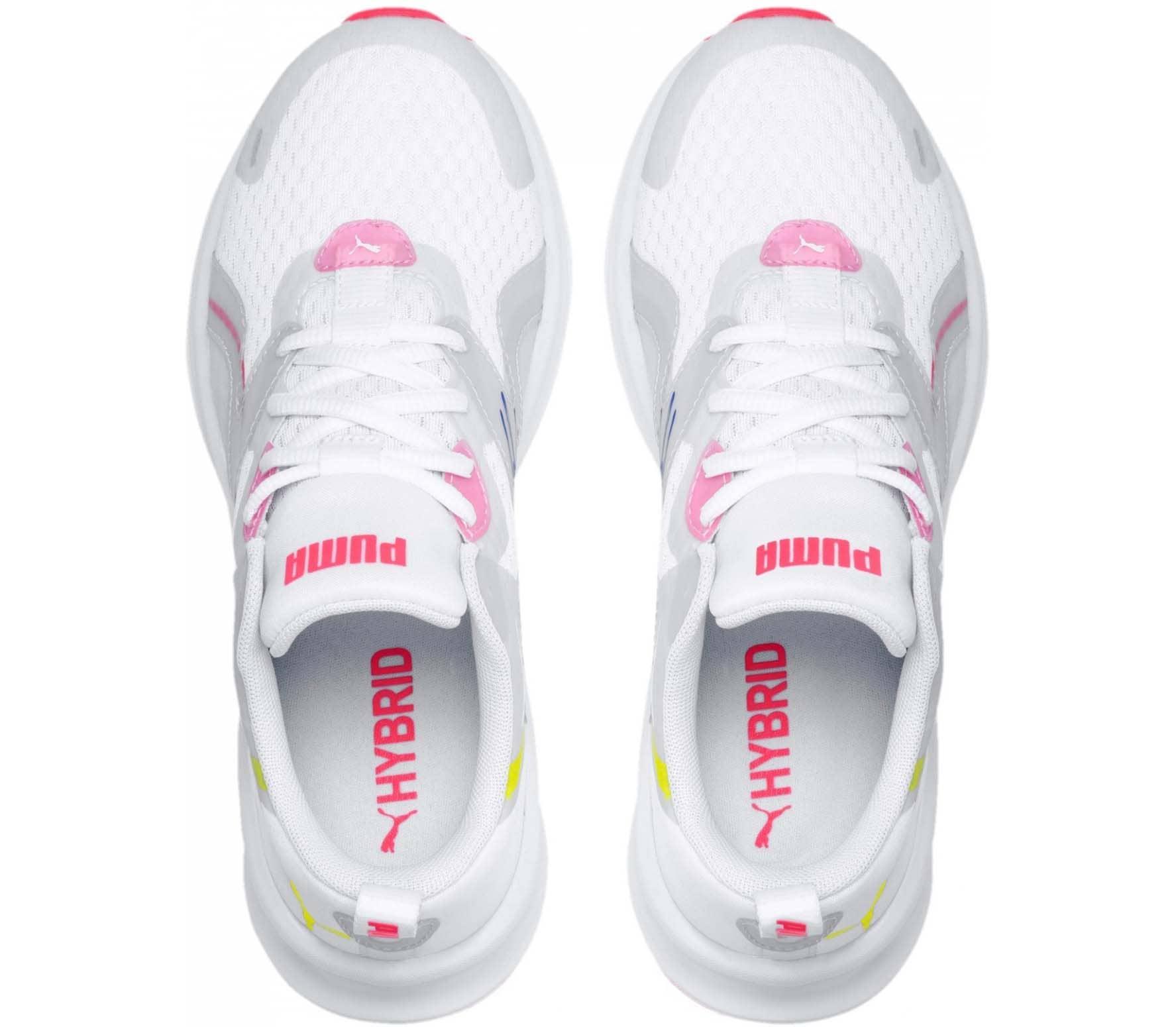 28a0af9955 Puma Hybrid Fuego Women Training Shoes white