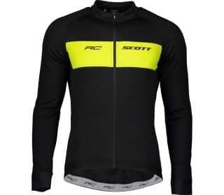 RC Warm LS Men Cycling Jersey