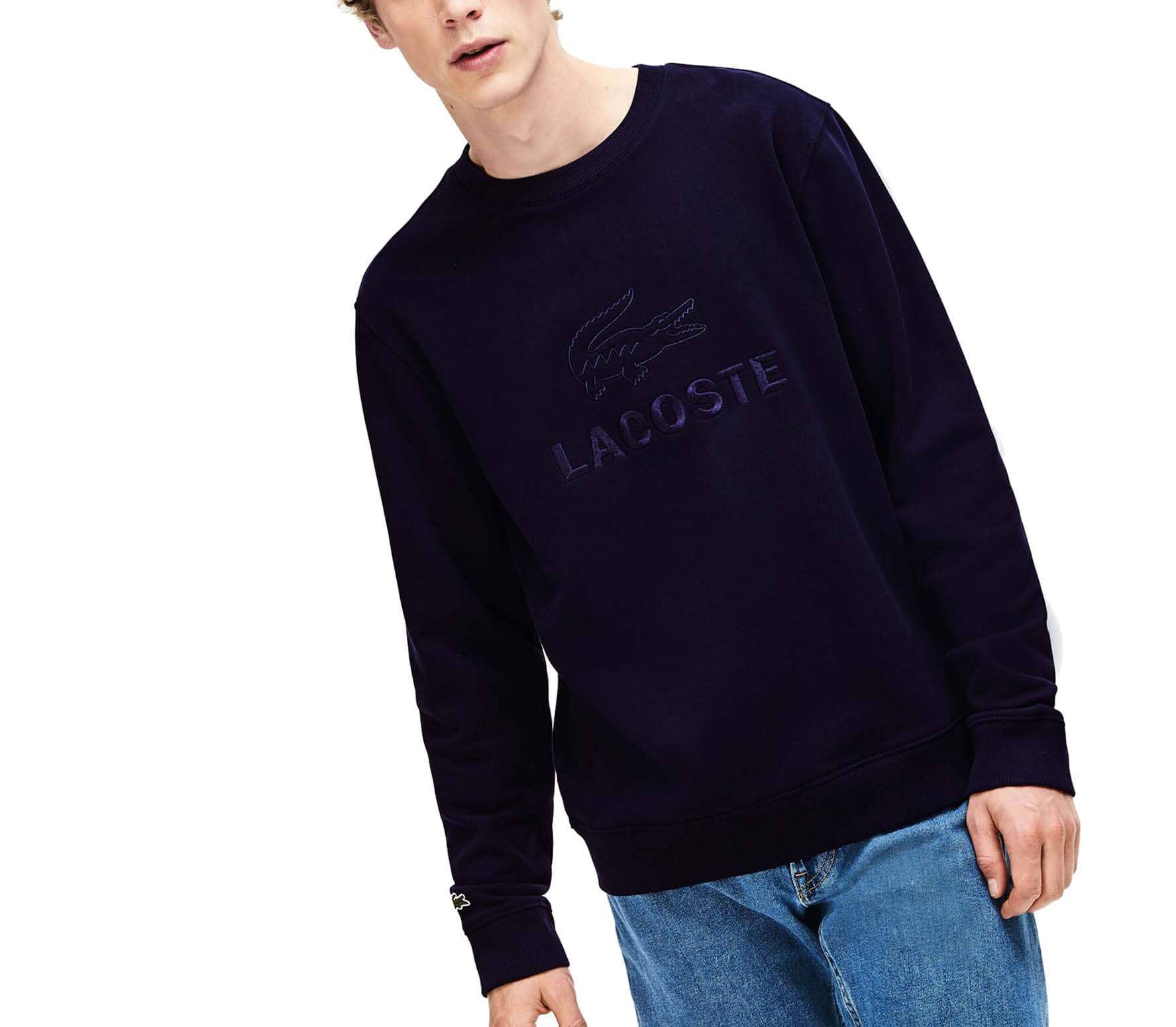 Regular Fit Herren Sweatshirt