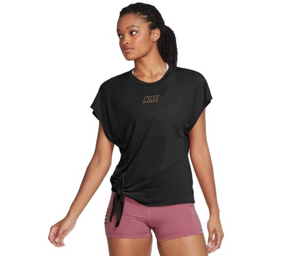 NIKE Dri-FIT Damen Trainingsshirt - 1