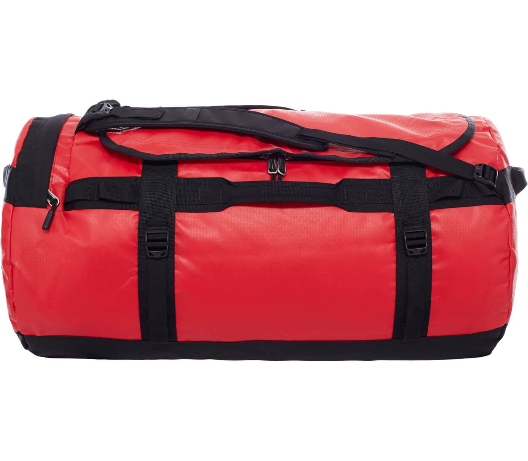 The North Face - Base Camp duffel Bag L (rød/sort) thumbnail